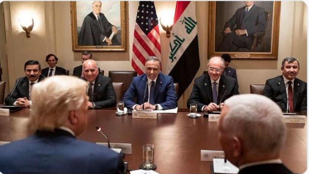 """ארה""""ב מבהירה לעיראק: לא ניסוג בשנים הקרובות"""