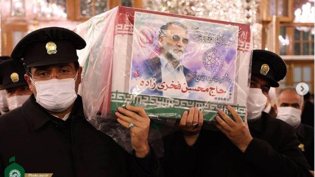 """""""הקופסה השחורה"""" של תכנית הגרעין האיראנית"""