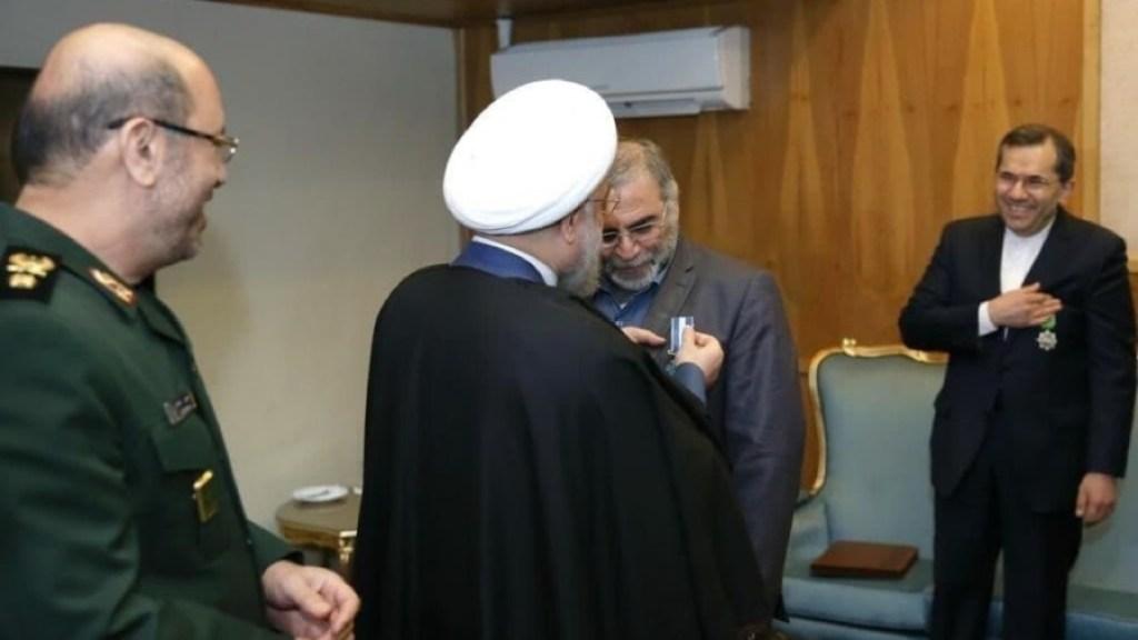טעות איראנית? תמונה אחת המגלה את האמת על הסכם הגרעין
