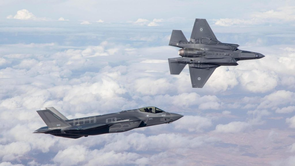 באיחוד האמרויות בטוחים: עסקת ה F-35 תצא לפועל