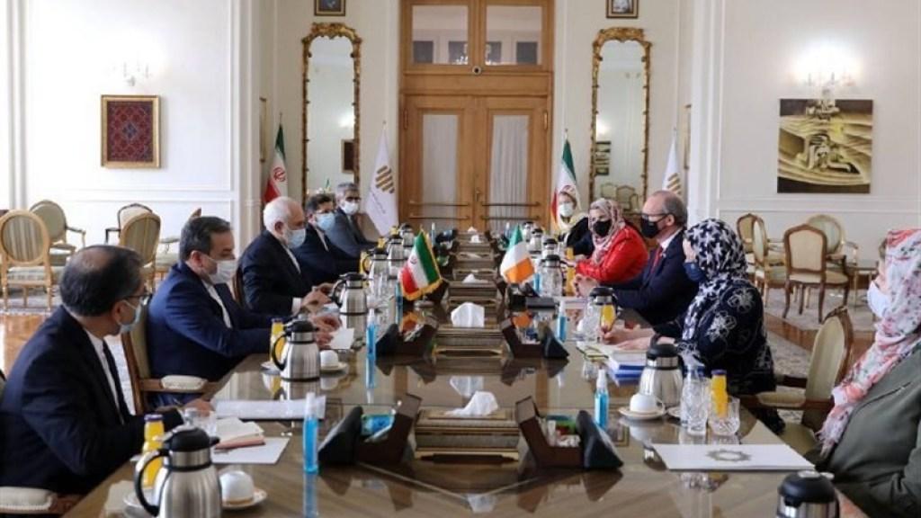 אירלנד תפתח שגרירות באיראן