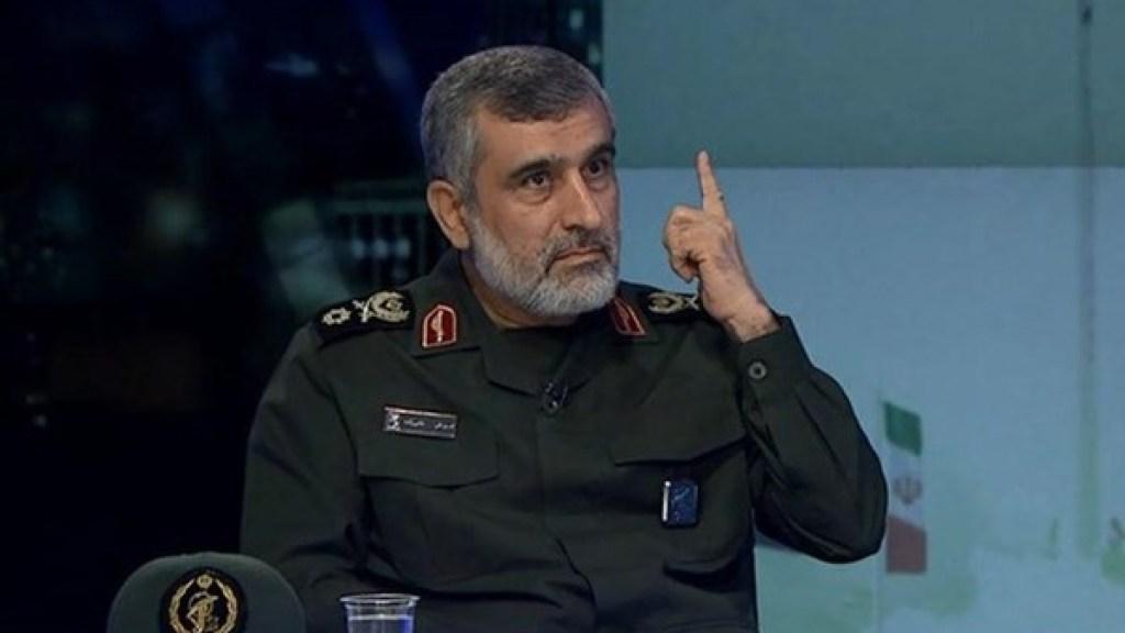בכיר באיראן: