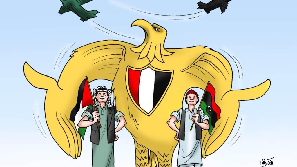 חמאס וישראל: מדברים בקהיר ומסתכלים על י-ם