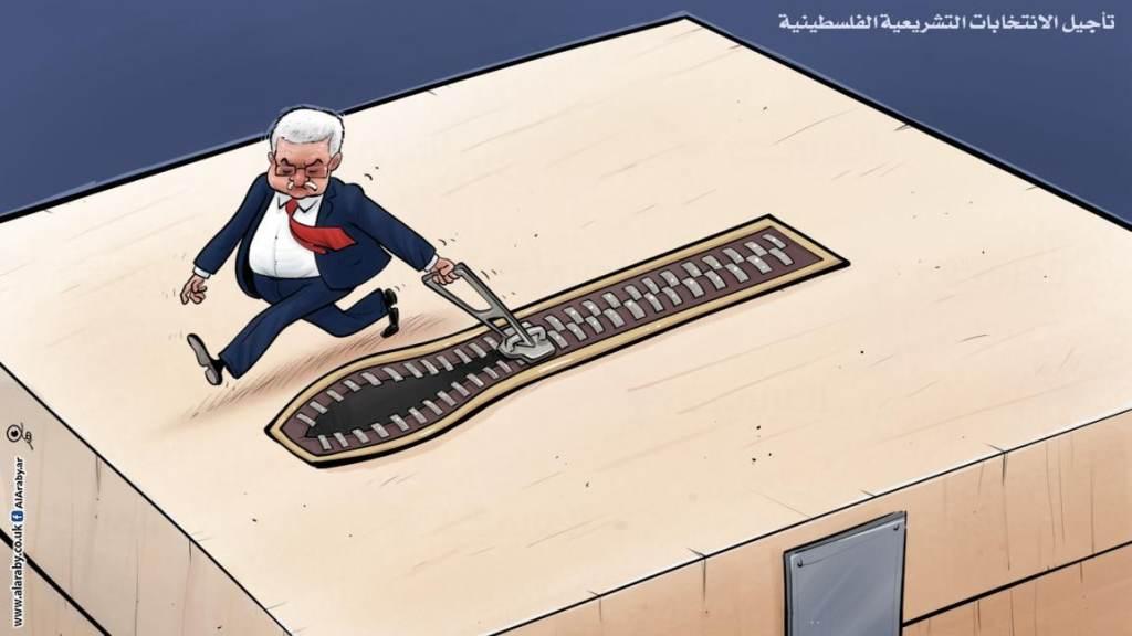 הסולם שהגישה ישראל לעבאס – הציל אותו, בינתיים