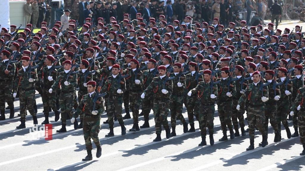 מצעד איראני בחסות עיראקית