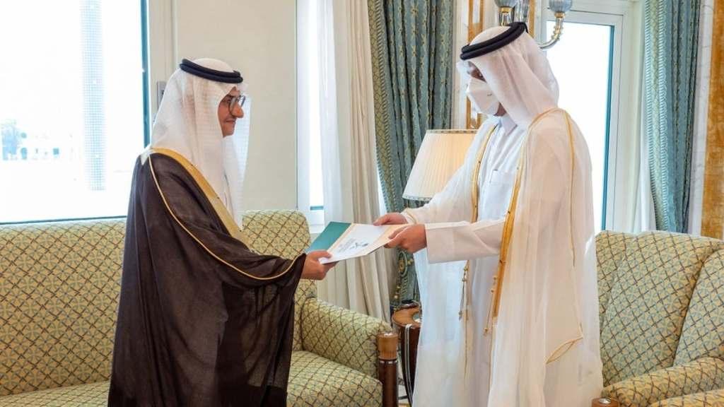 שגריר חדש לסעודיה בקטאר