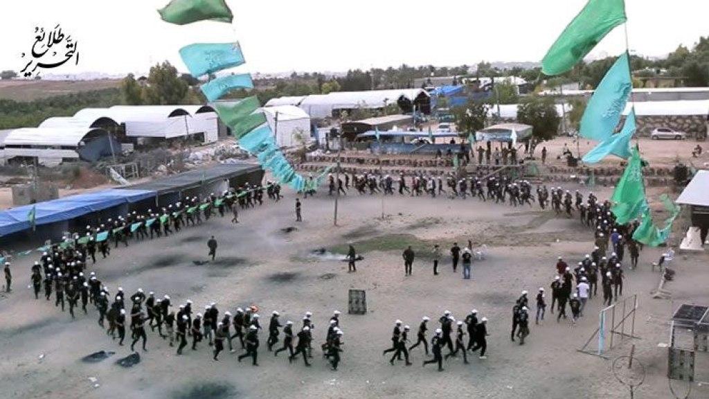 התכנית של חמאס להבעיר את השטח