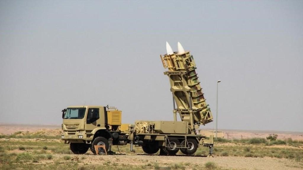 איראן ממשיכה לשדרג את מערך ההגנה האווירית