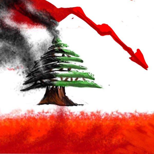 קריסת הכלכלה הלבנונית