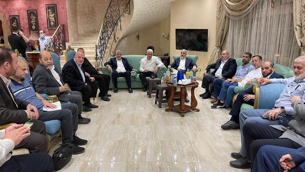 """המו""""מ בקהיר: אופטימיות זהירה"""