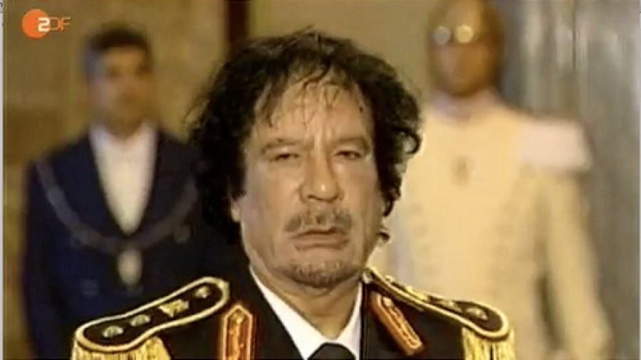 The Follies of Gaddafi