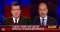 Dore Gold discussing the Muslim Brotherhood with Neil Cavuto on Fox