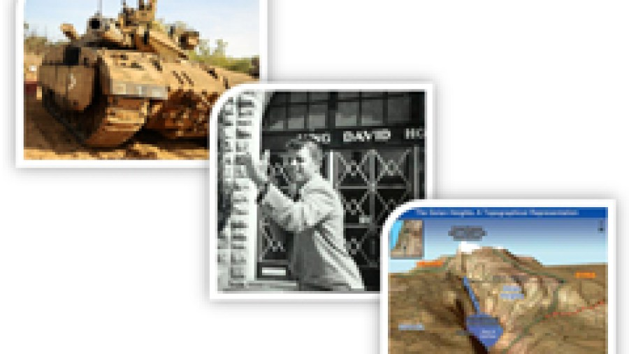 Learning about Israel?  Resources for Teachers and Students