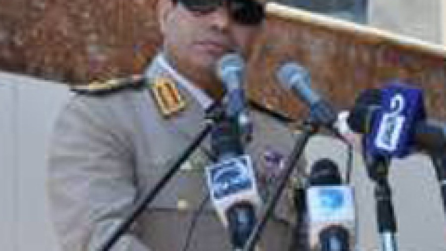 Sisi Fever: Will the General be the Next President of Egypt?