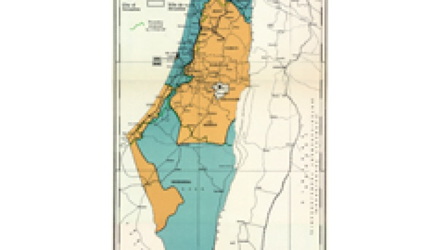 No End to Palestinian Claims: How Israel and the Palestinians View Borders