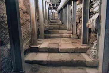 (Photos: Vladimir Neichin, courtesy of the City of David, Ancient Jerusalem archive)