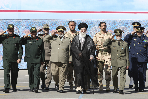 """""""The Army of Iran can by itself destroy Israel."""""""