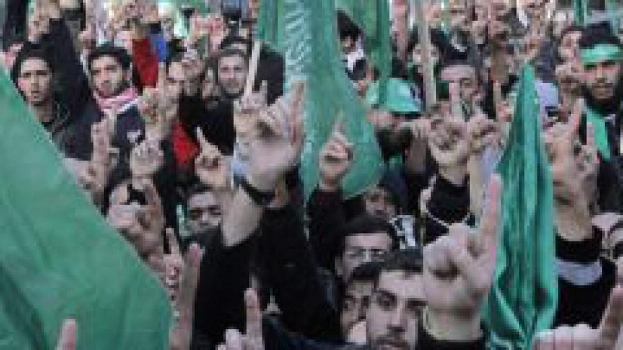 Hamas Punished by Egypt