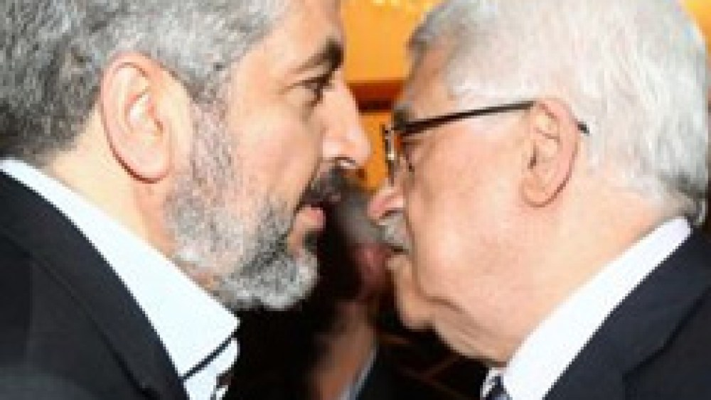 Efforts to Establish a Palestinian Unity Government