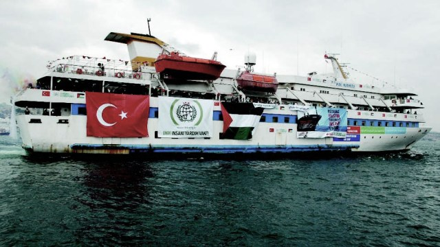 Israel's security needs must take into account efforts to erode its legitimacy by dispatching ships under the guise of humanitarian action, like the 2010 Gaza flotilla.