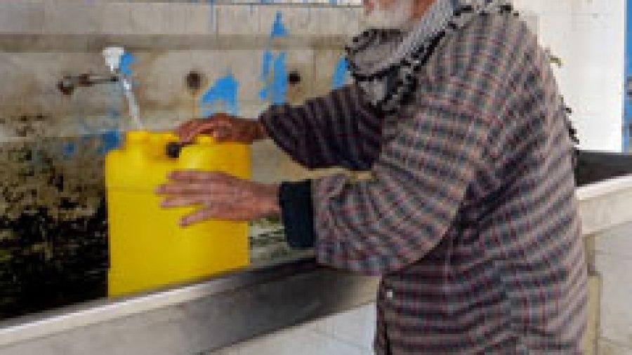The Gaza Water Crisis