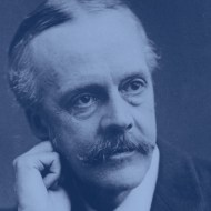 British Foreign Secretary Arthur James Balfour
