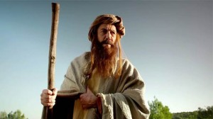 """A prophet from """"The Jews Are Coming"""" TV show (Israel Broadcasting Authority)"""