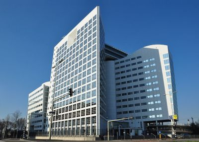 Headquarters of the ICC in The Hague