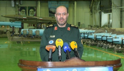 """Iranian Defense Minister Hossein Dehghan """"Will not rest until we see no longer the sinful Zionist regime"""""""