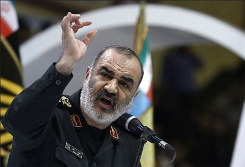 "Revolutionary Guards Deputy Commander Hussein Salami: ""Last days of Zionist regime officials' lives"""