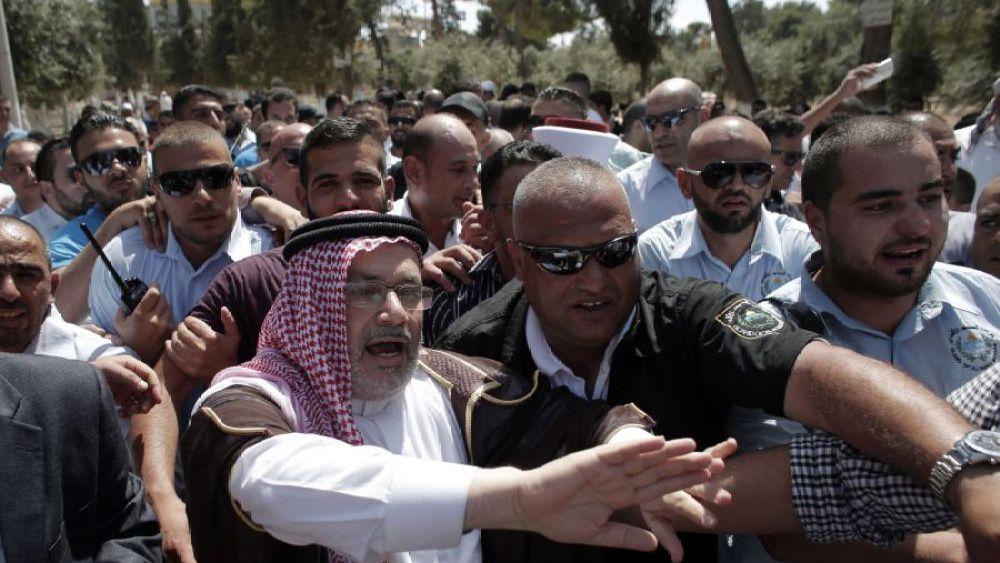 Tectonic Shifts in Jerusalem's Islamic Arrangement