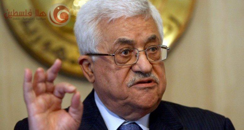 Palestinian Authority Chairman Mahmoud Abbas. All is not okay.