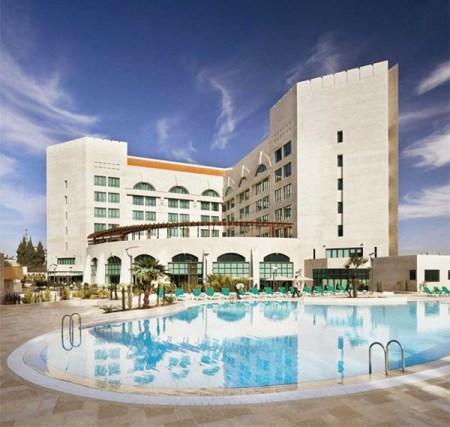 Movenpick Hotel in Ramallah