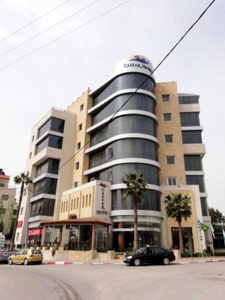 El Caesar Hotel, Ramallah