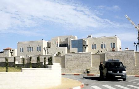 Al Muqata'a - Sede de la Autoridad Palestina