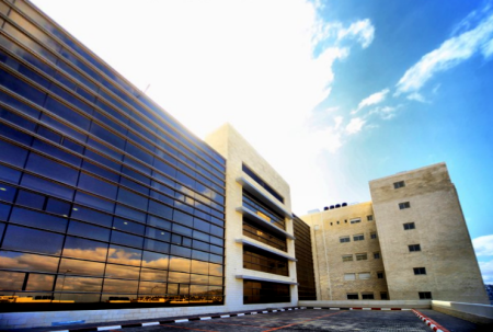 An-Najah National University Hospital in Nablus