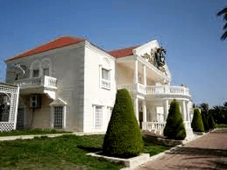 Ibrahim Haddad's Villa in Jenin