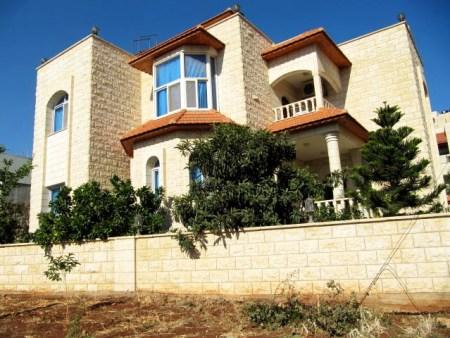 Casa de Muhannad Al-Hadiri en Tubas