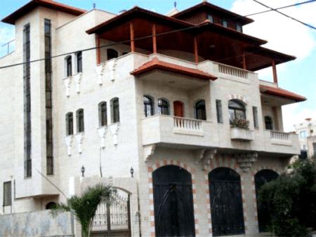 The Tayeh Building in Tulkarem