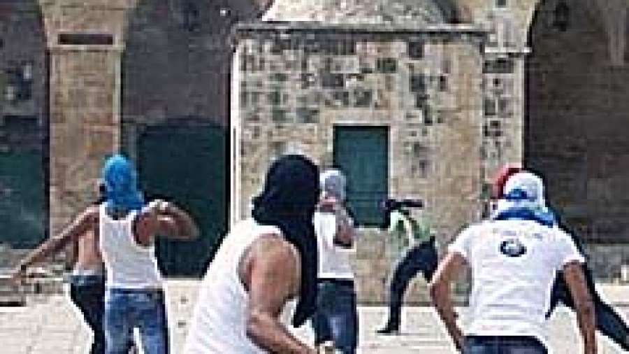 Will Cameras on the Temple Mount Work?