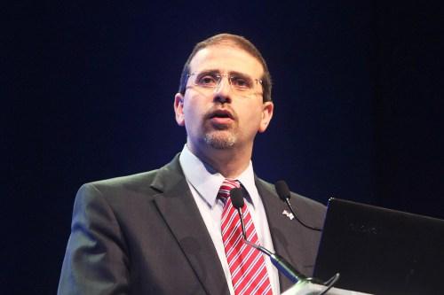 U.S. Ambassador Daniel B. Shapiro