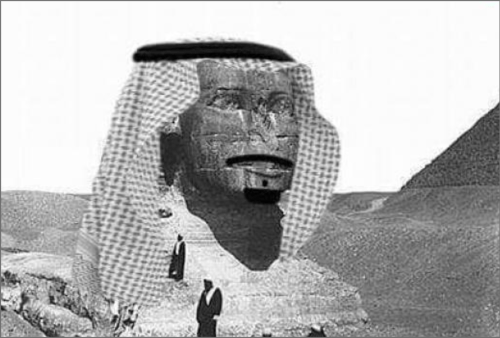 The Saudi Sphinx