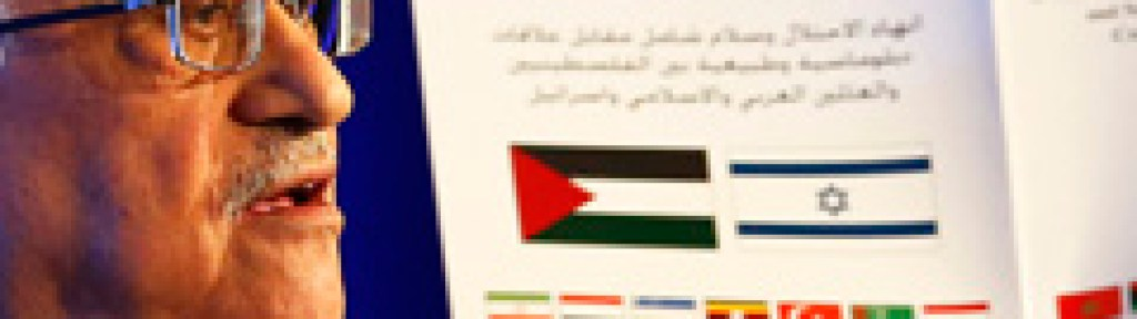 Arab Peace Initiative Is Negotiable, Saudi Arabia and Jordan Say