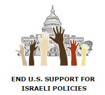 End U.S. Support for Israeli Policies