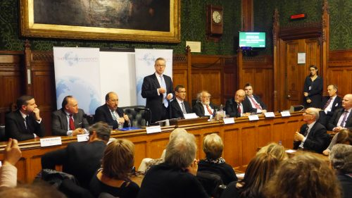Jerusalem Center at the UK House of Commons