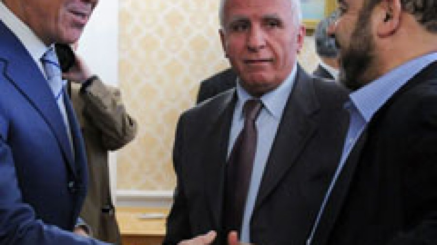 A Palestinian National Unity Government?
