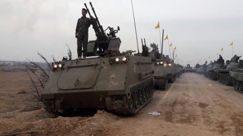 "The so-called ""Israeli"" equipment operated by Hizbullah in Lebanon"