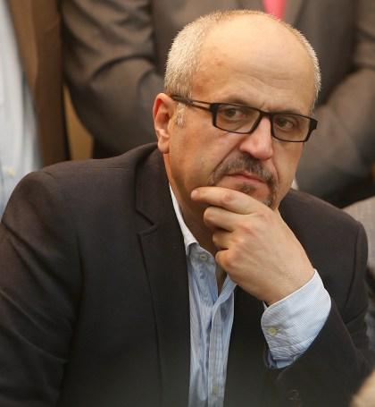 Ibrahim al-Amin, editor in chief of Al-Akhbar newspaper