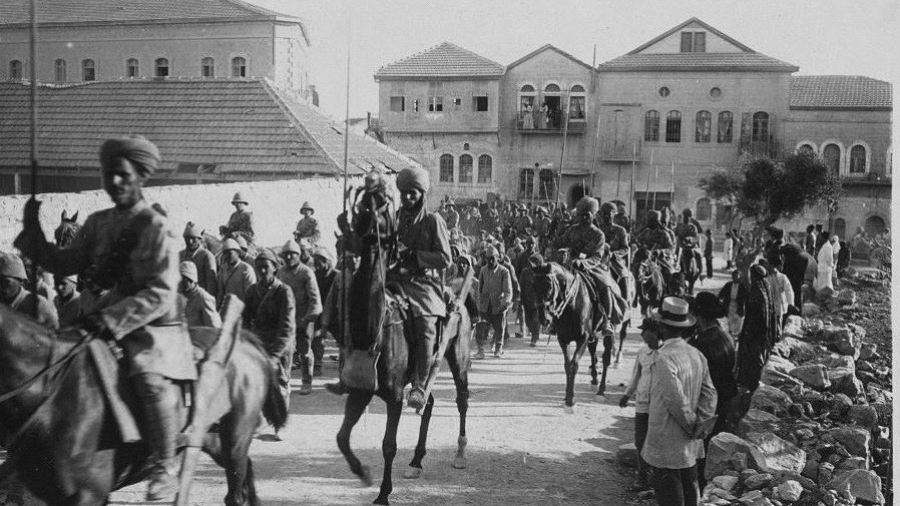 Remembering the Indian Soldiers Who Helped Liberate Jerusalem 100 Years Ago