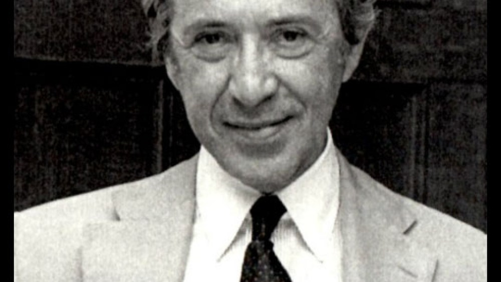 In Memoriam – Harry C. Wechsler, Founder of the Institute for Contemporary Affairs
